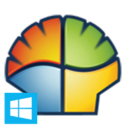 Startknop voor Windows 8