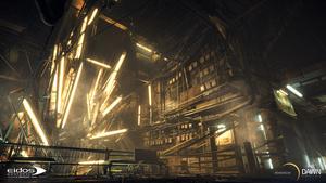 Eidokselta uusi pelimoottori - Deus Ex saamassa jatkoa?