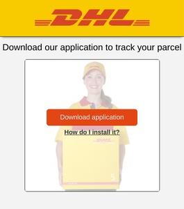 DHL:n nimissä liikkuu nyt englanninkielinen huijaustekstiviesti - sisältää linkin haittaohjelmaan