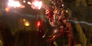 Doom's multiplayer open beta is here