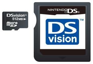 Nintendo DS -pelikonsolille laillinen muistikortinlukija