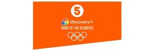 Olympialaiset näkyvät antenniverkossa HD-laadulla TV5:lla