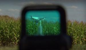 Vartiointiliikkeille uusi työkalu: Radioase lennokkien torjuntaan