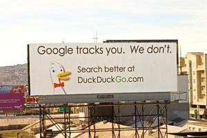 DuckDuckGo käsitteli NSA-kohun ansiosta yli miljardi hakua viime vuonna