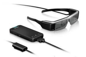 Google Glass sai kilpailijan Epsonin toisen sukupolven älylaseista