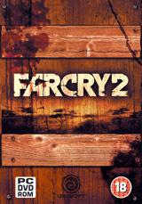 Far Cry 2:n PC-versiossa asennuskertoja rajoittava DRM-suojaus