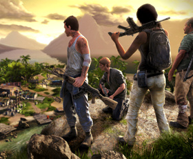 Ubisoft removes 'always-on' DRM for new Far Cry 3 game