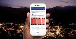 Facebookista löytyy jatkossa myös nettiradiolähetykset