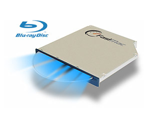 Fastmac to offer 2X Blu-Ray optical drive upgrade for Apple laptops