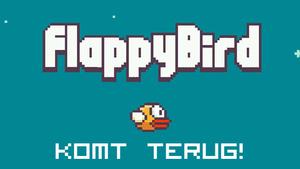 Flappy Bird komt terug