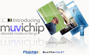 FlixChip to offer movies pre-loaded on USB flash drives