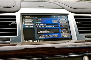 Ford will use BlackBerry's QNX to power its new Sync system rather than Windows