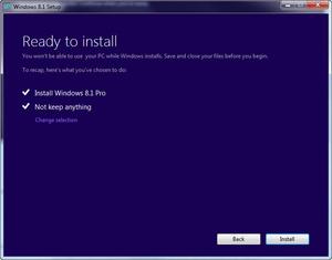 Verschillende versies Windows 8.1 Pro RTM gelekt en te downloaden