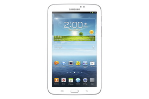 The Samsung Galaxy Tab 3 is a 7-inch tablet that makes phone calls