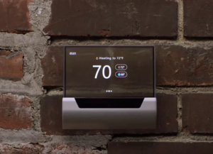 Windows levittäytyy kaikkialle – Tältä näyttää Windows termostaatissa