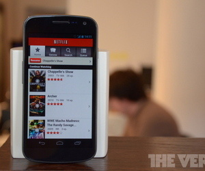 Android Netflix app updated to support 4.0