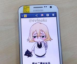 Samsungin uusi Galaxy Premiere vuodetussa kuvassa