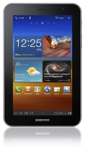 Samsung welcomes Galaxy Tab 7.0 Plus