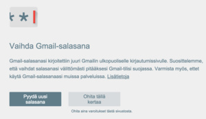 Helppo tapa suojata Gmail-salasanasi: Salasanavaroitus-lisäosa