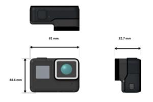 Tulevasta GoPro Hero 5 -kamerasta on vuodettu laajasti kuvia ja tietoja