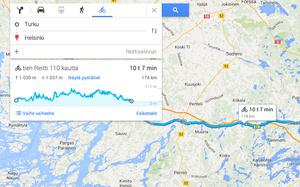 Suomi sai uuden ulottuvuuden Googlen kartoissa: Hyötyä pyöräilijöille