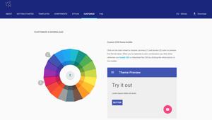 Google tarjoaa työkalut nettisivujen rakentamiseen Material Designin avulla