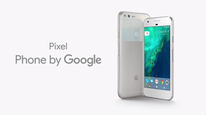 Google introduces high-end Pixel smartphones