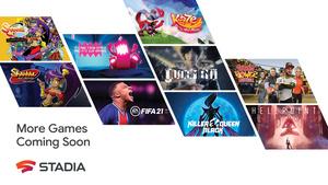 Stadia-pilvipelipalvelu saamassa yli 100 uutta peliä valikoimaansa tämän vuoden aikana