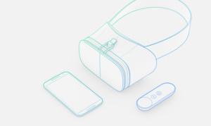 Google paljasti: Kehittää omia VR-laseja
