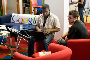Googlen palvelut takkusivat tänään