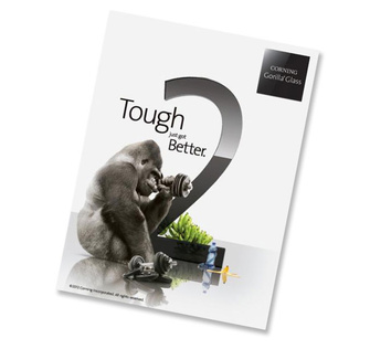 Corning Gorilla Glass 2 debuting next week