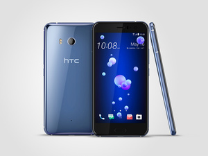 HTC's new flagship smartphone senses pressure, tops camera benchmark