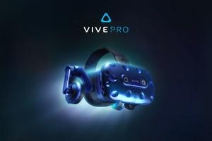 HTC esitteli uudet virtuaalilasit – Tässä on Vive Pro