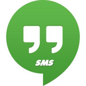 Vernieuwde Hangouts met SMS ondersteuning