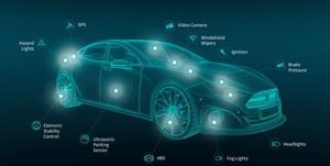 Itsestään ajavat autot tulevat – LG mahdollistaa autojen välisen viestinnän