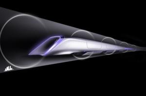 Elon Musk aikoo rakentaa futuristisen Hyperloop-testiradan