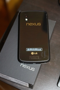 Review: The Google Nexus 4
