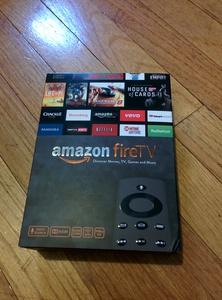 Review: The powerful streaming, gaming set-top Amazon Fire TV