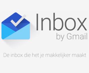 Het nieuwe e-mailen met Inbox by Gmail