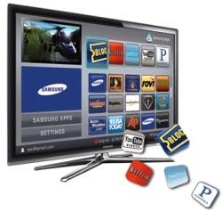 Nettiyhteydestä televisioiden seuraava tärkeä ominaisuus