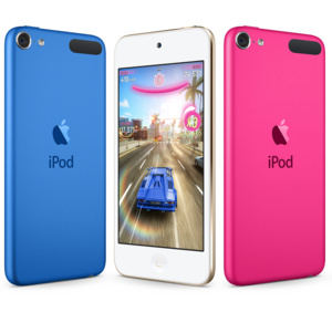 Apple revealed a new iPod, first update since 2012