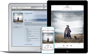 Apple harkitsee Spotifyn kaltaisen musiikkipalvelun kehittämistä