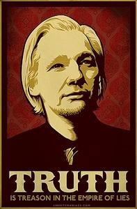 Ecuador verleent Julian Assange politiek asiel!