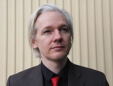 Julian Assange given asylum in Ecuador