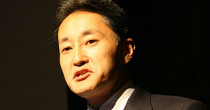 Sony names Kaz Hirai new CEO