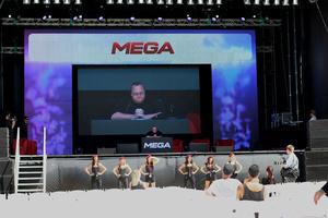 Kim Dotcomin Mega keräsi yli miljoona käyttäjää ensimmäisenä päivänä