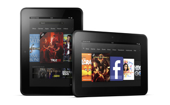 Wal-Mart will no longer sell Amazon Kindle devices