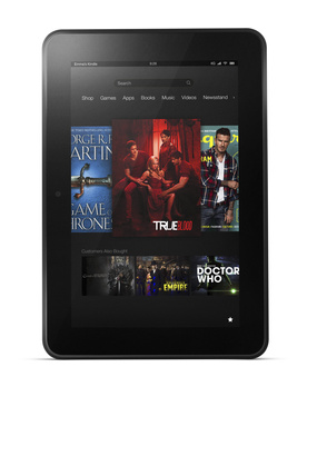 Report: Next-gen Amazon Kindle Fire HD will blow away competition