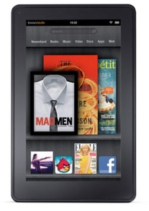Report: Amazon has room to slash Kindle Fire price aggressively