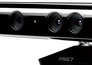 Kytkeä Kinectiä tieto koneeseen